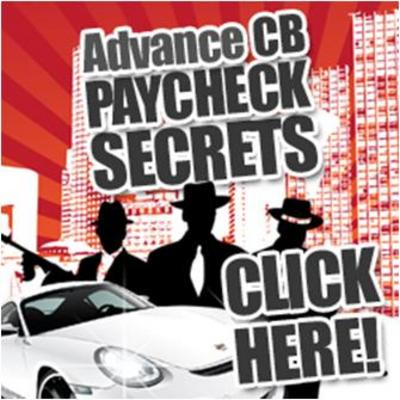 Product picture Advanced CB Paycheck Secrets
