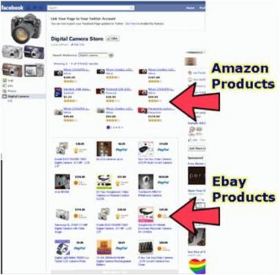 Product picture Facebook Store Generator