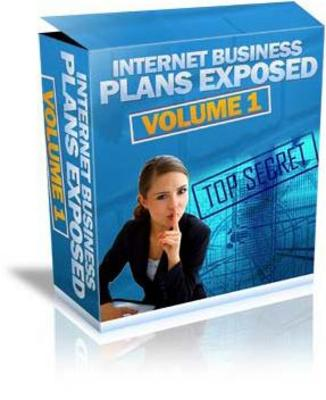 Product picture Internet Business Plans Exposed - Volume 1