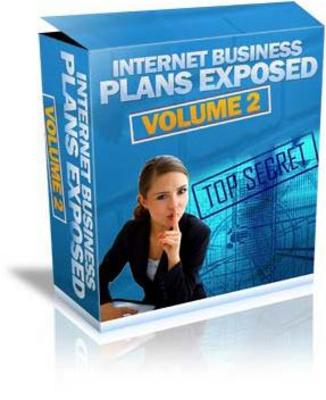 Product picture Internet Business Plans Exposed - Volume 2