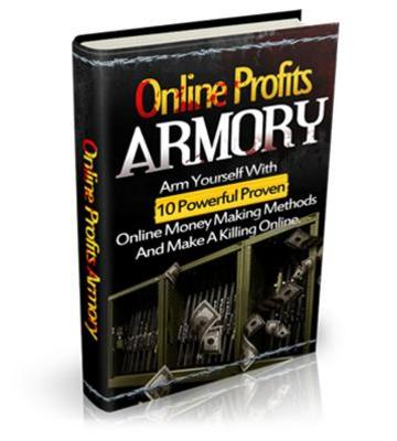 Product picture Online Profits Armory