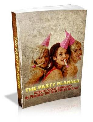 Product picture The Party Planner